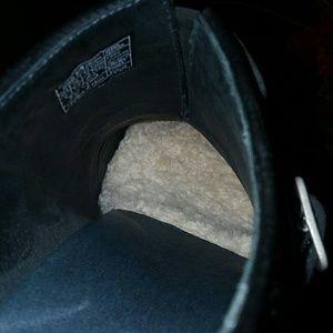 "UGG Shoes - NEW!UGG Australia ""Illana"" Black Calf Hair clogs"